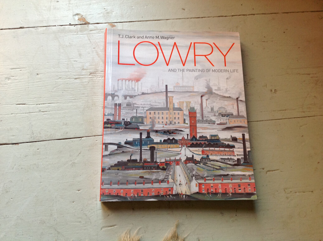 Lowry and The Painting of Modern Life Book Cover