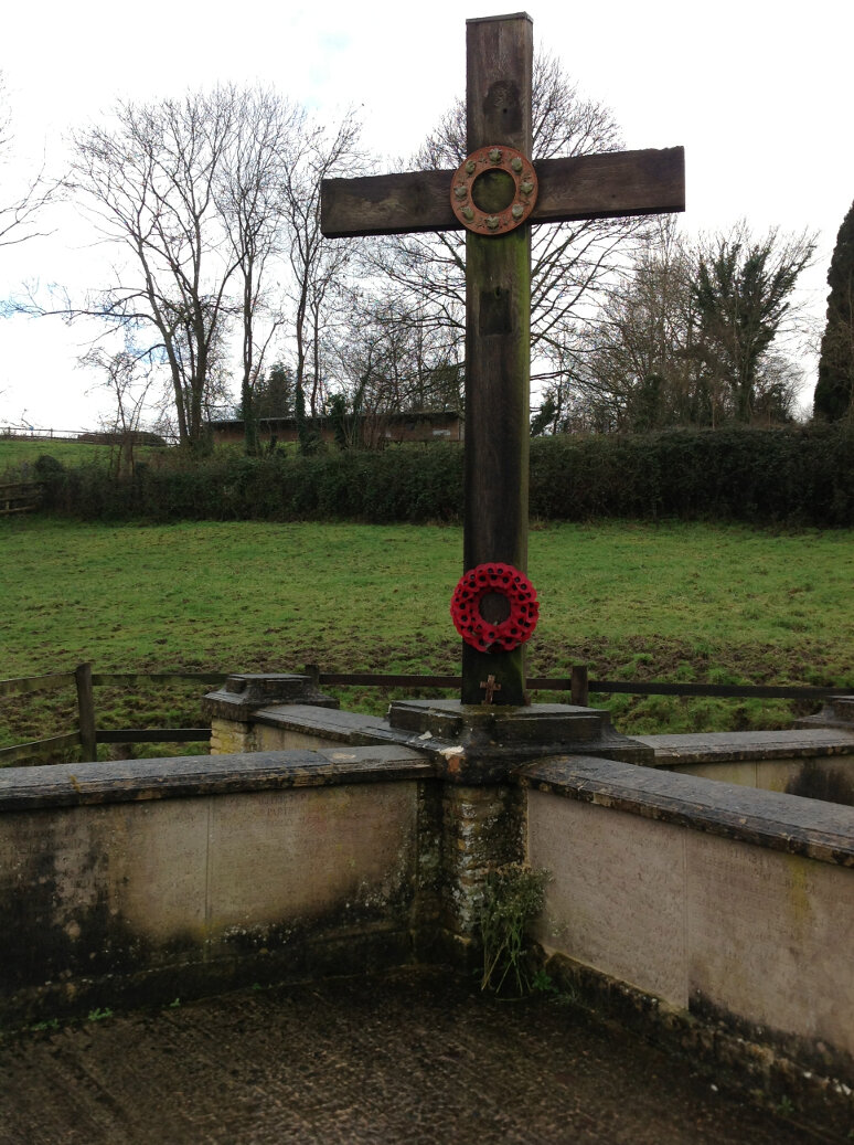 A Guide to the War Memorials of Stroud and the Five Valleys (10)
