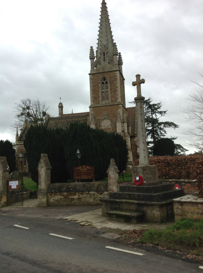 A Guide to the War Memorials of Stroud and the Five Valleys (15)