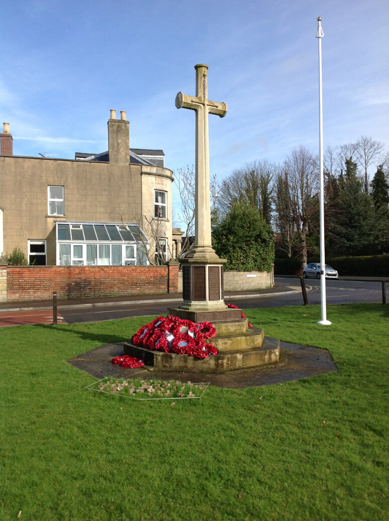 A Guide to the War Memorials of Stroud and the Five Valleys (19)