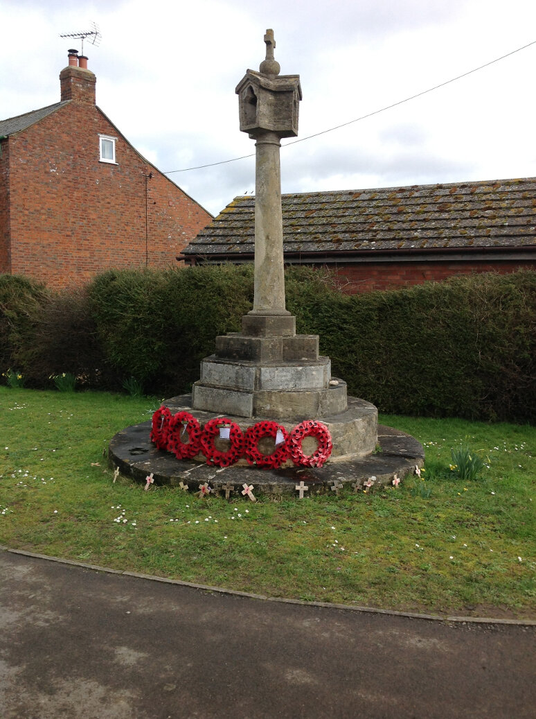 A Guide to the War Memorials of Stroud and the Five Valleys (21)
