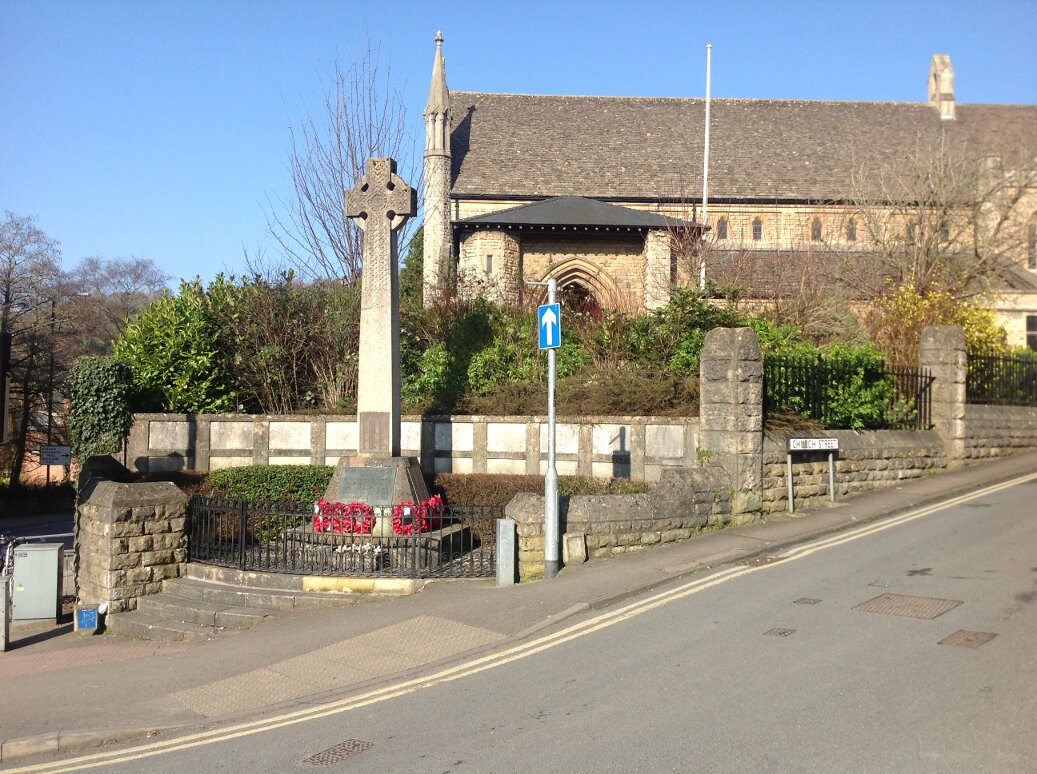 A Guide to the War Memorials of Stroud and the Five Valleys (23)
