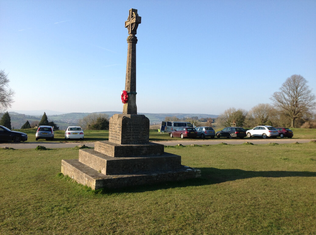 A Guide to the War Memorials of Stroud and the Five Valleys (28)