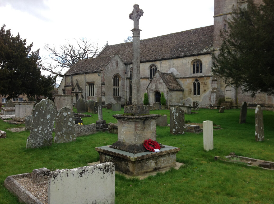 A Guide to the War Memorials of Stroud and the Five Valleys (35)