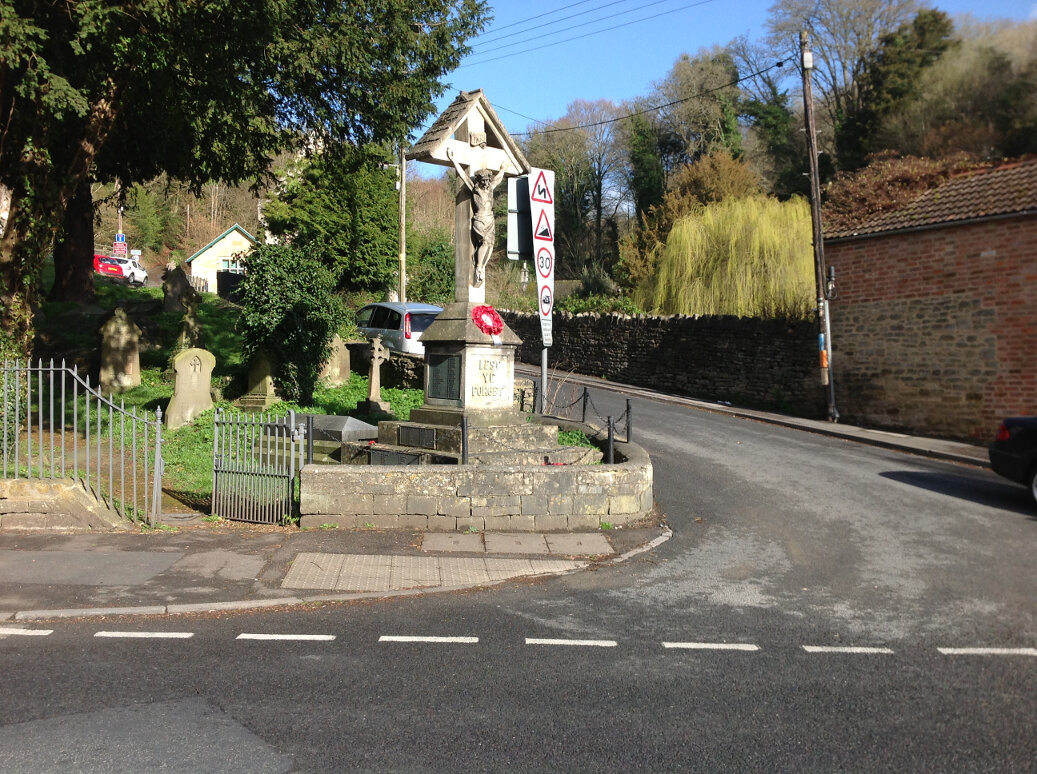 A Guide to the War Memorials of Stroud and the Five Valleys (41)