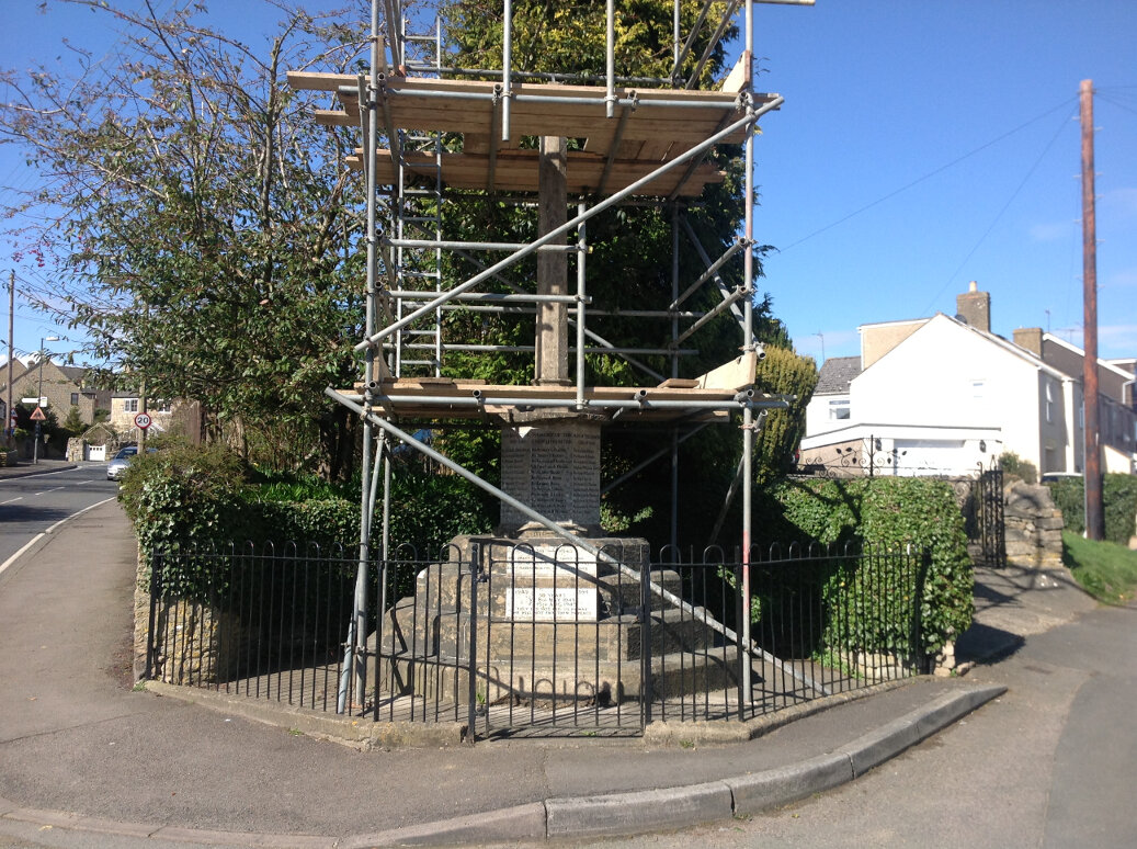 A Guide to the War Memorials of Stroud and the Five Valleys (43)