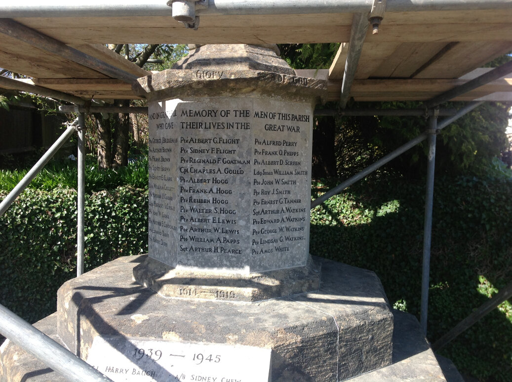 A Guide to the War Memorials of Stroud and the Five Valleys (44)