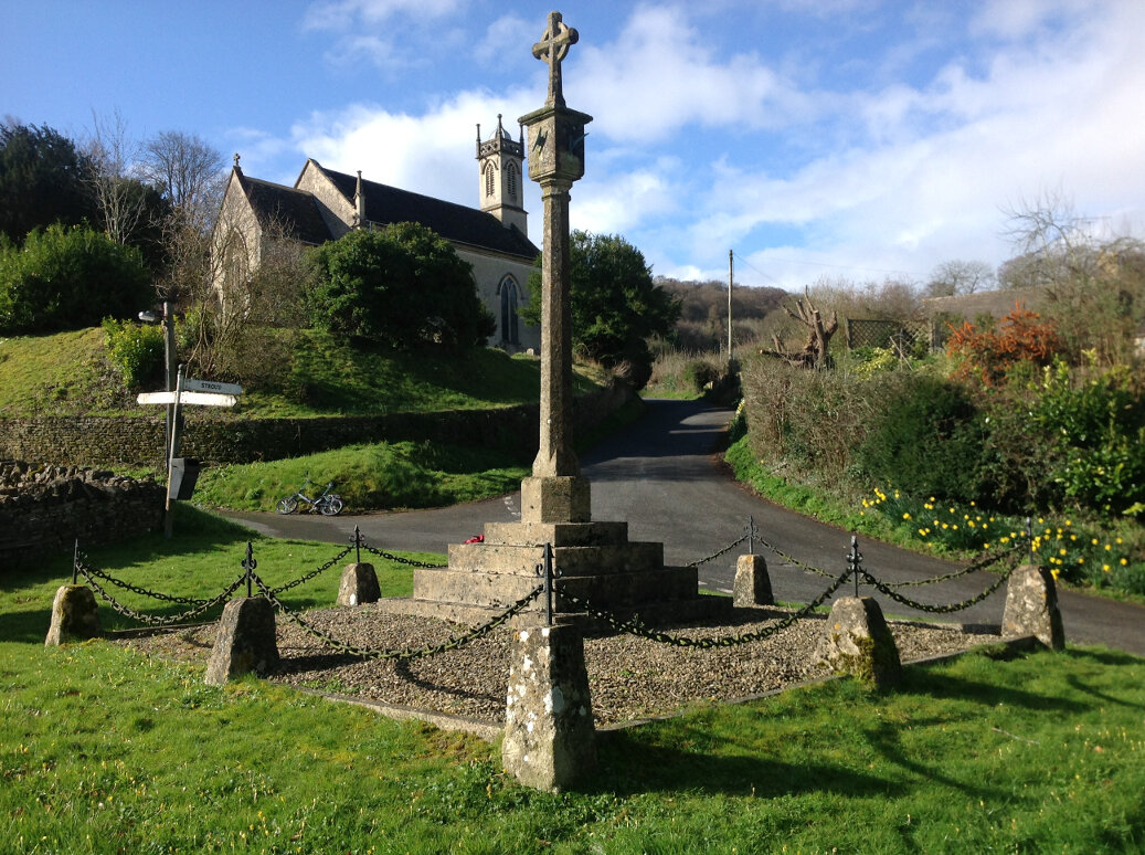 A Guide to the War Memorials of Stroud and the Five Valleys (49)