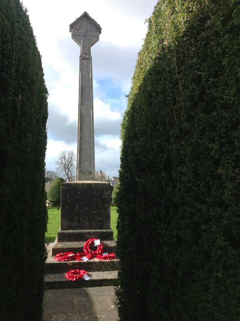 A Guide to the War Memorials of Stroud and the Five Valleys (50)
