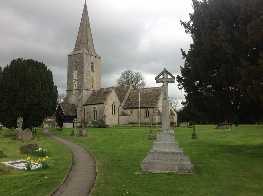 A Guide to the War Memorials of Stroud and the Five Valleys (51)