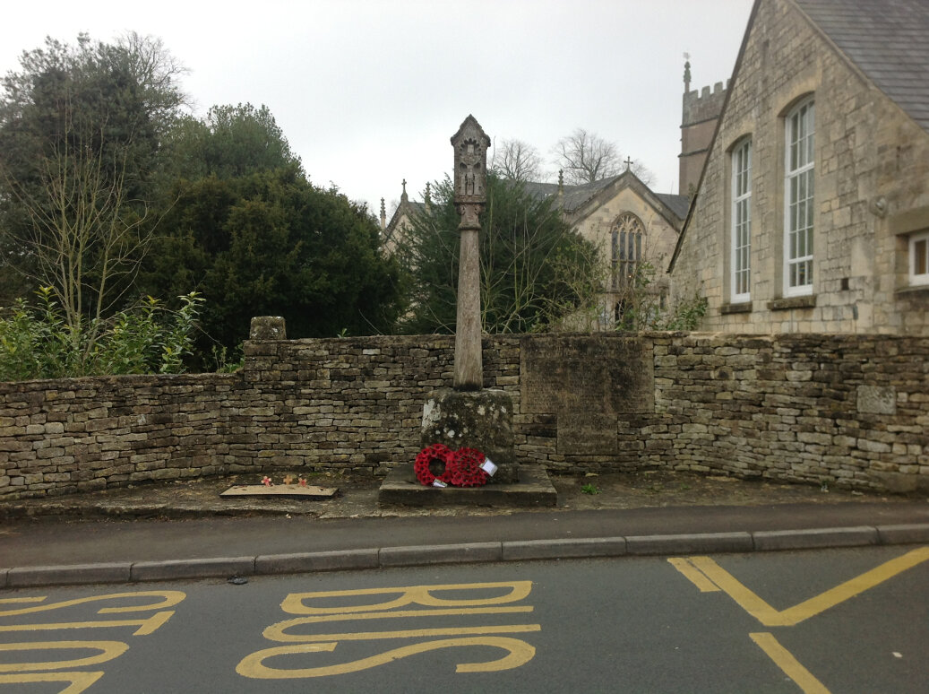 A Guide to the War Memorials of Stroud and the Five Valleys (53)