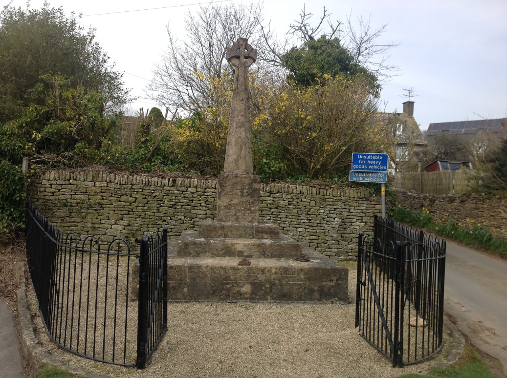 A Guide to the War Memorials of Stroud and the Five Valleys (54)