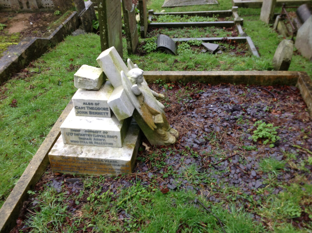 A Guide to the War Memorials of Stroud and the Five Valleys (6)
