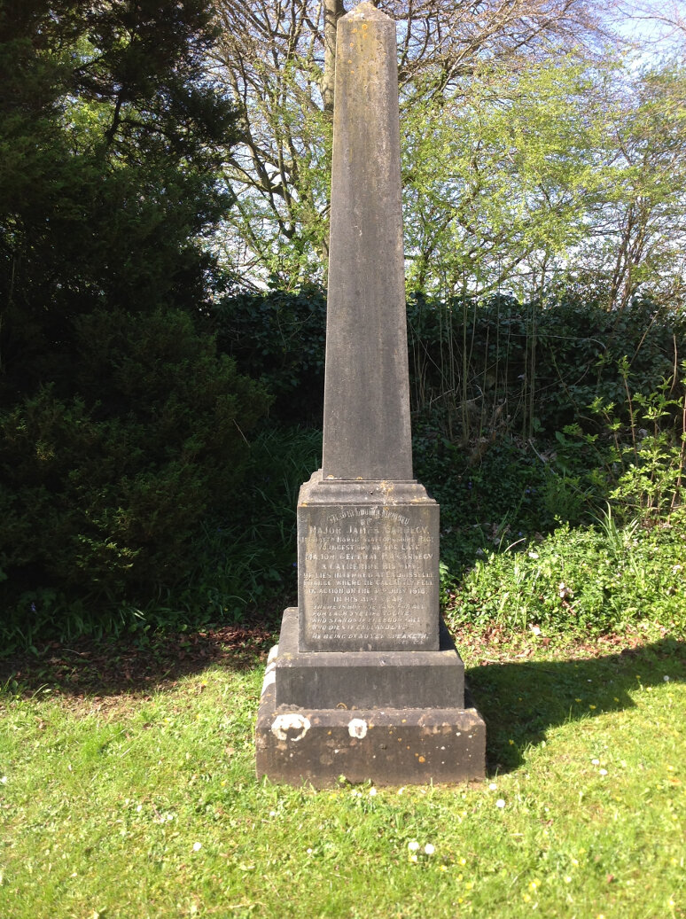 A Guide to the War Memorials of Stroud and the Five Valleys (69)