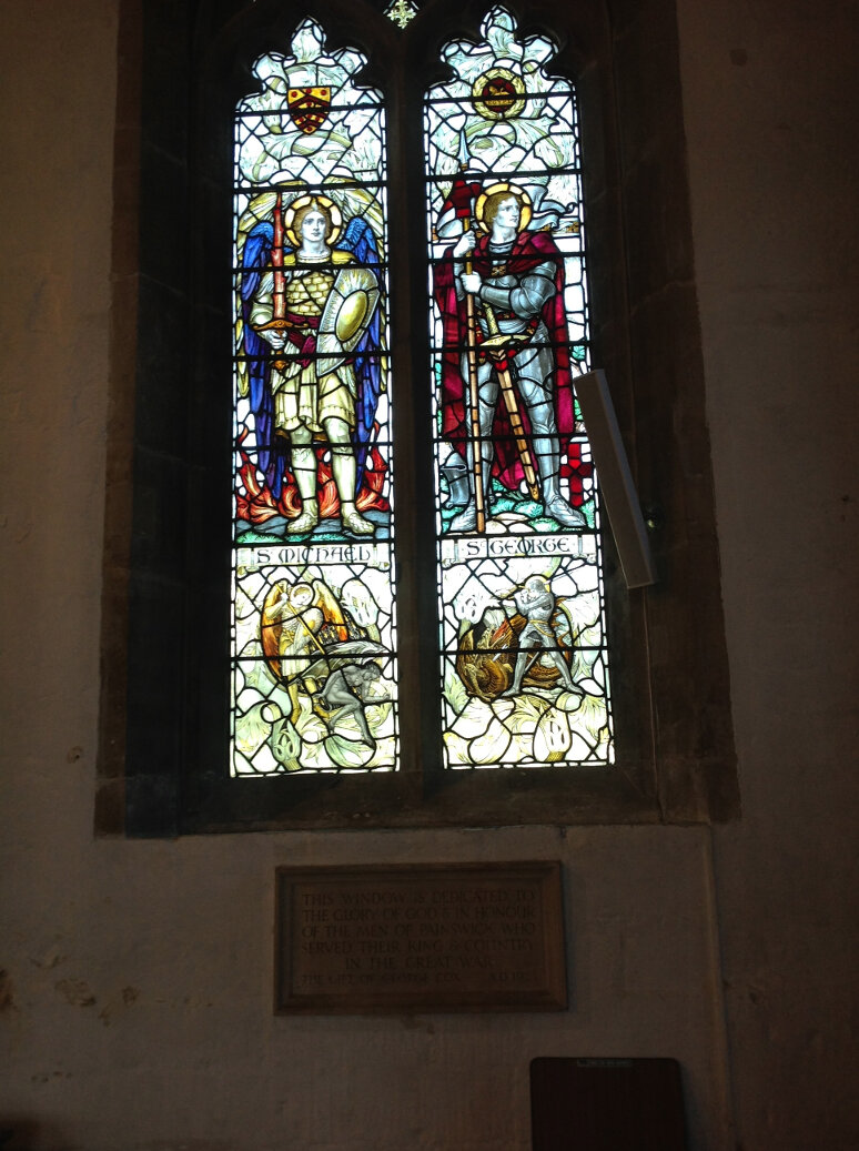 A Guide to the War Memorials of Stroud and the Five Valleys (71)