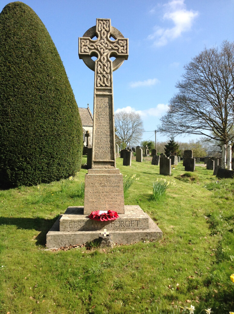 A Guide to the War Memorials of Stroud and the Five Valleys (74)