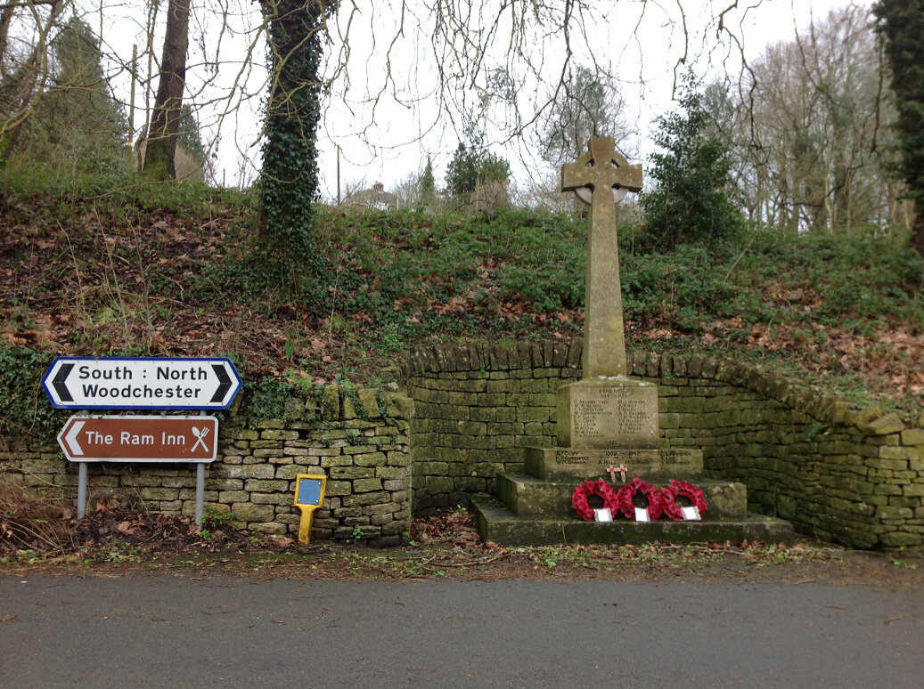 A Guide to the War Memorials of Stroud and the Five Valleys (8)
