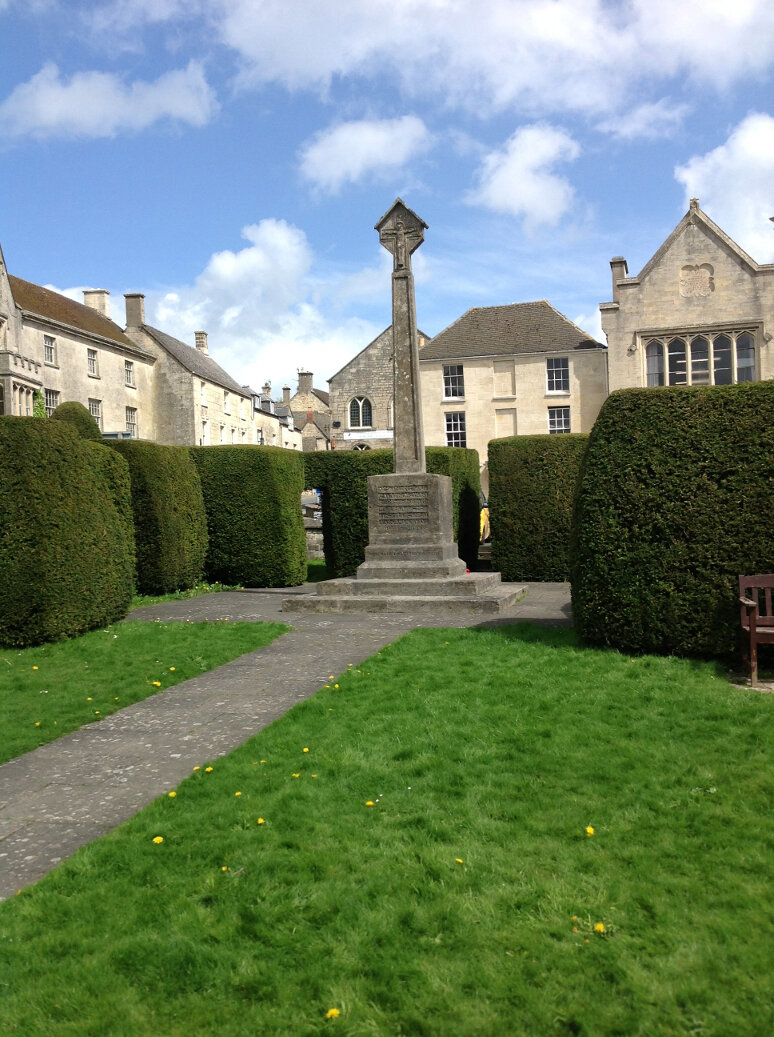 A Guide to the War Memorials of Stroud and the Five Valleys (88)