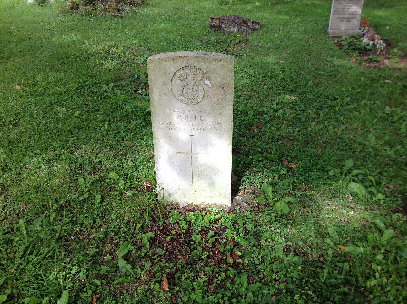 War Memorials of Chalford (4)