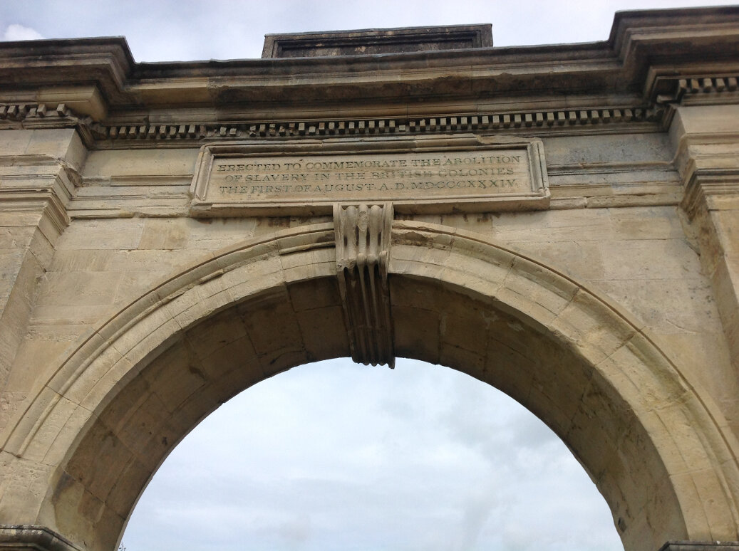 Freedom's Arch, Stroud and the Abolition of Slavery