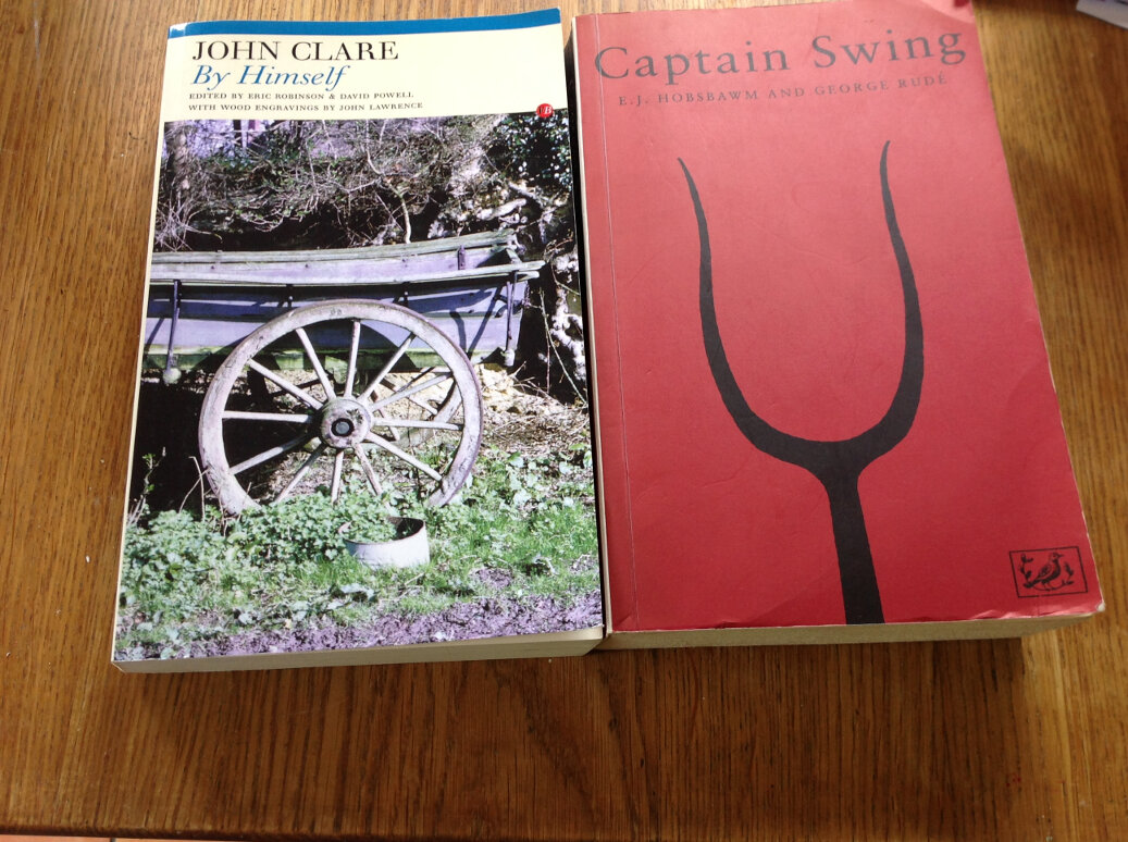 John Clare and the Captain Swing Riots