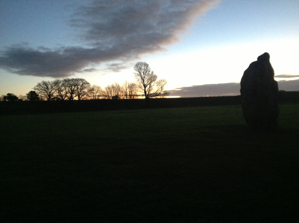 Winter Solstive at Avebury (10)