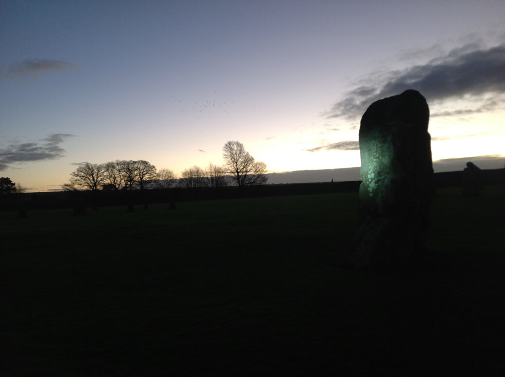 Winter Solstive at Avebury (12)