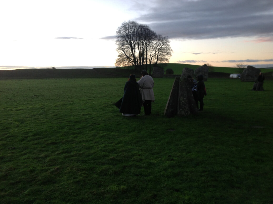Winter Solstive at Avebury (14)