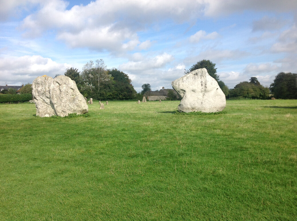 Winter Solstive at Avebury (2)