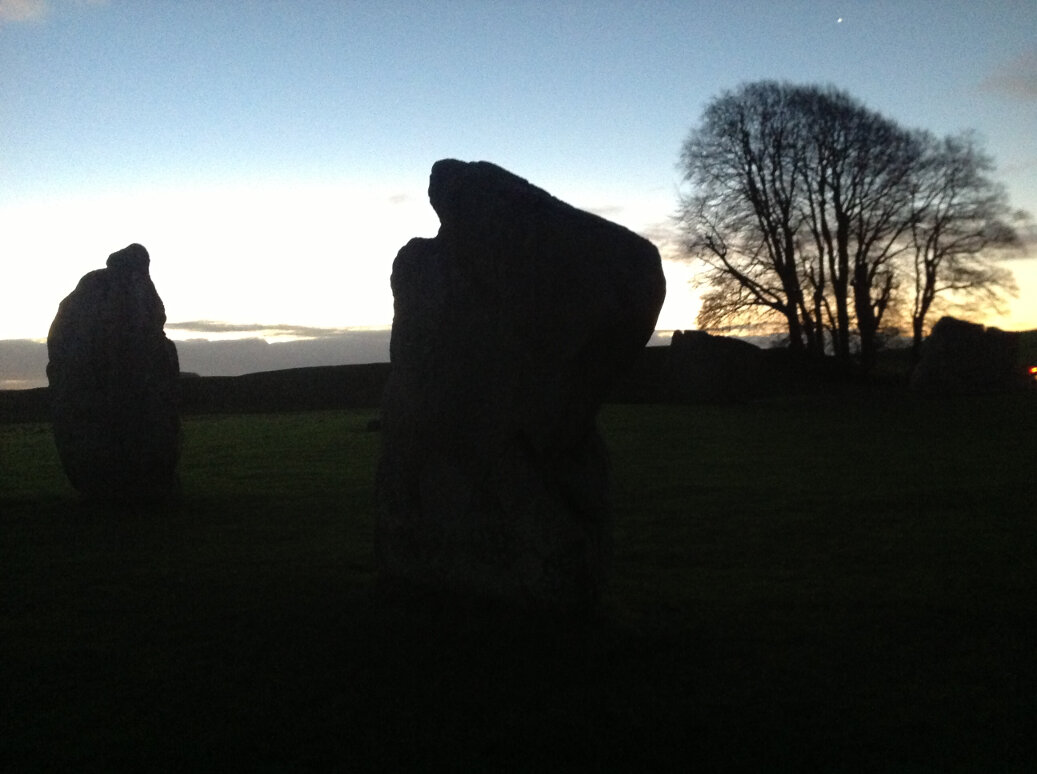 Winter Solstive at Avebury (9)