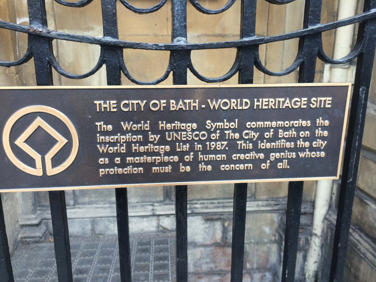 Bath Disenchantment Walks: Slavery Synopsis