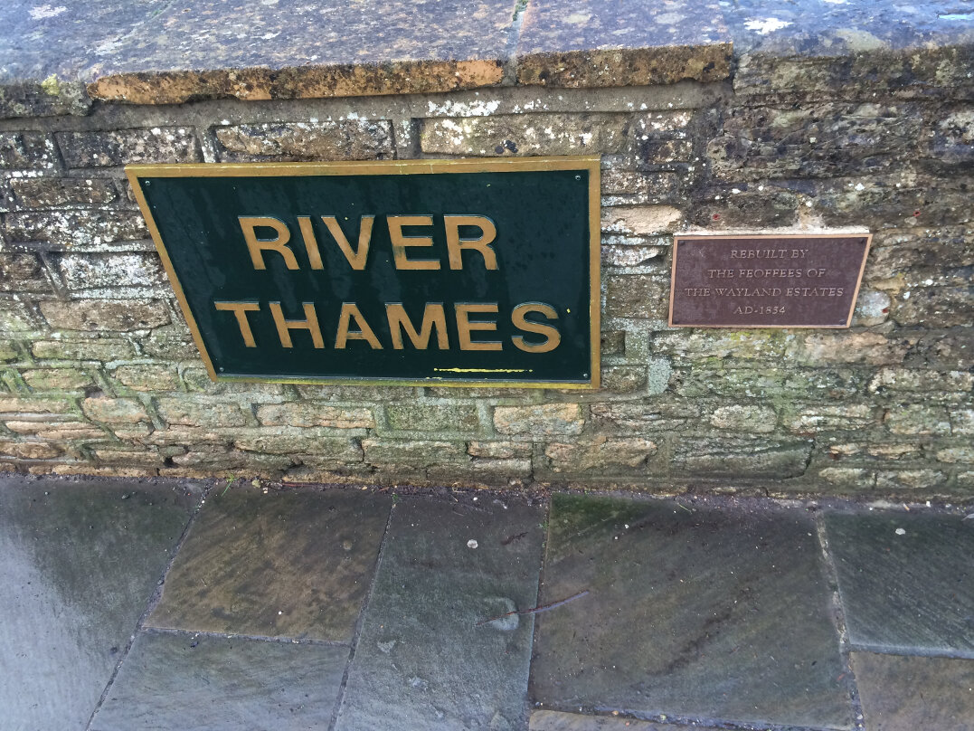 Walking the flooded Thames: from Cricklade to Lechlade