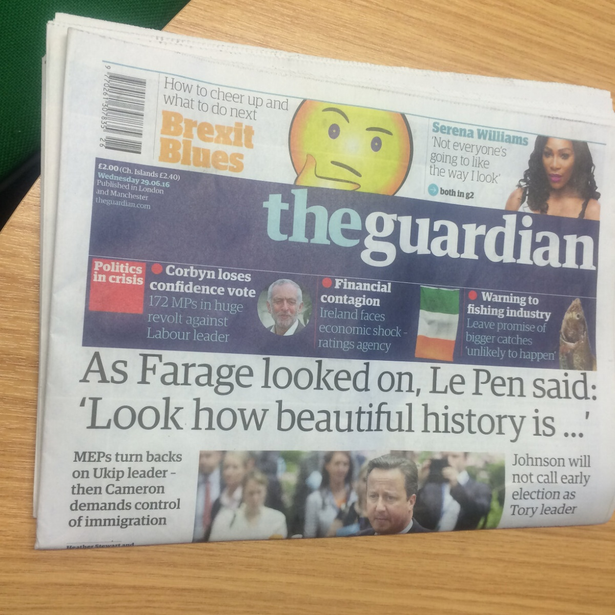 Farage may have gone but Faragism is still strong