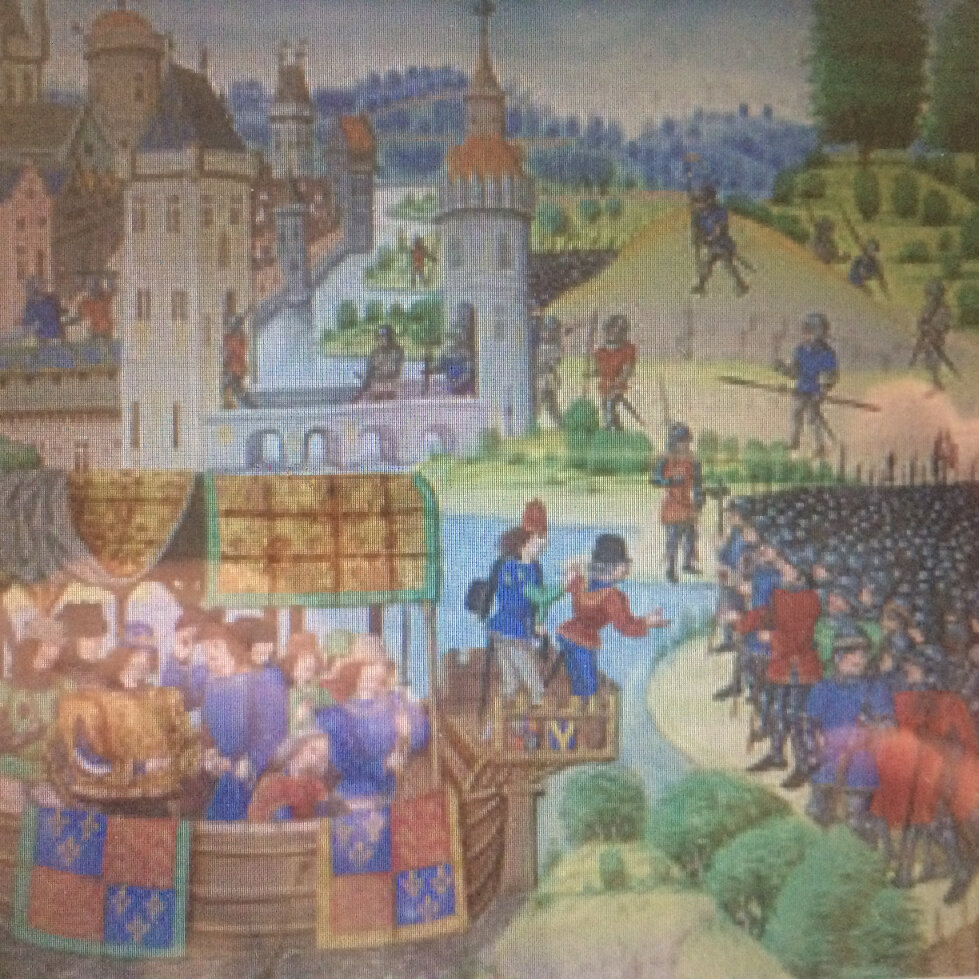 Gloucestershire and the Peasants' Revolt
