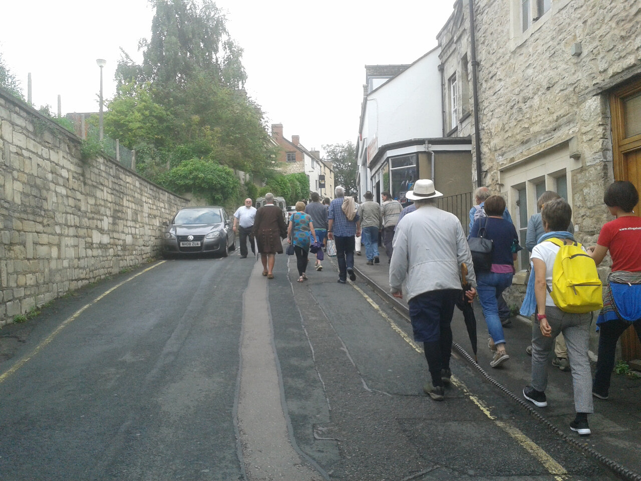 Stroud Fringe 2016 Weavers and Workhouse Walk (1)
