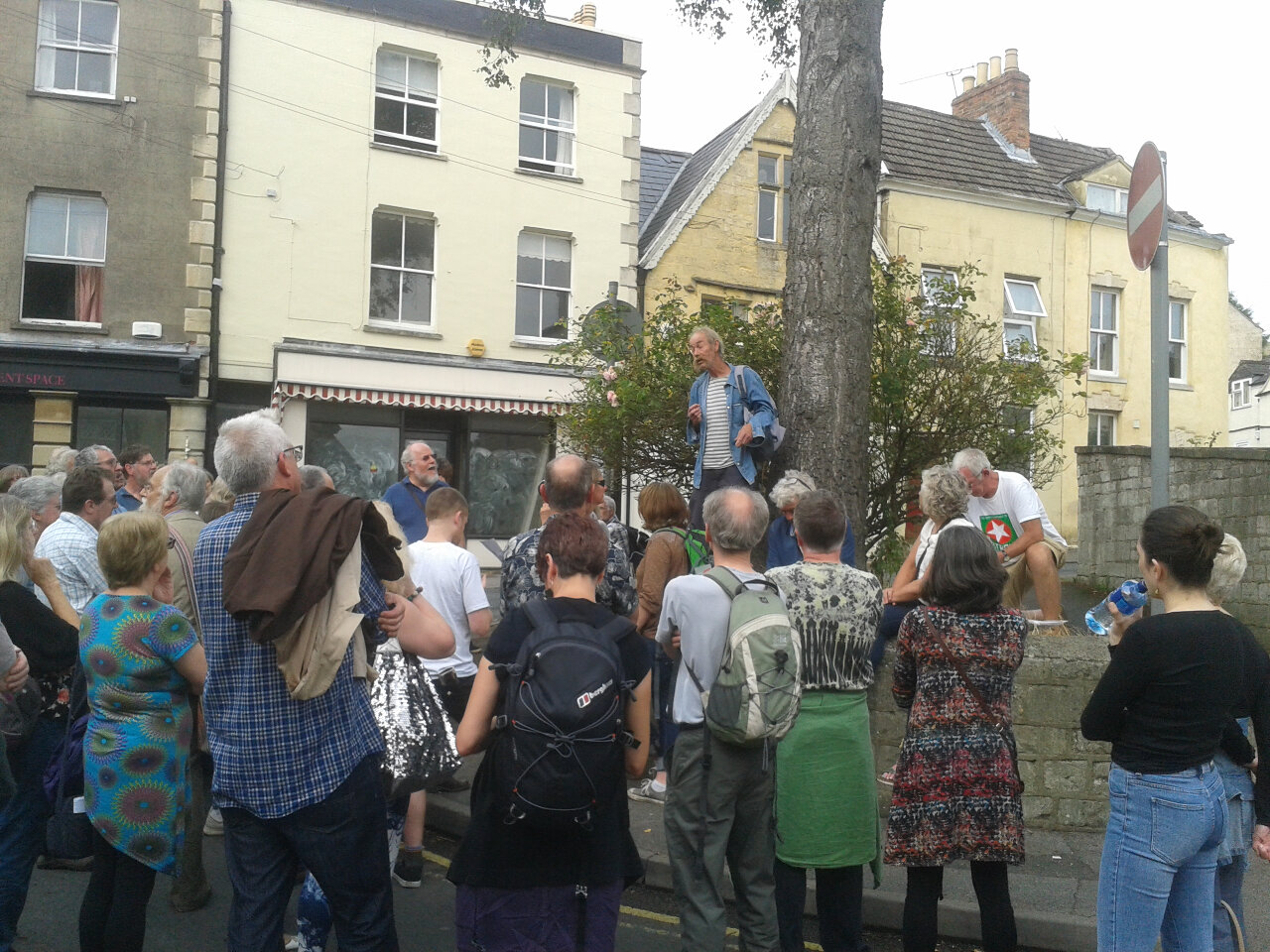 Stroud Fringe 2016 Weavers and Workhouse Walk (10)