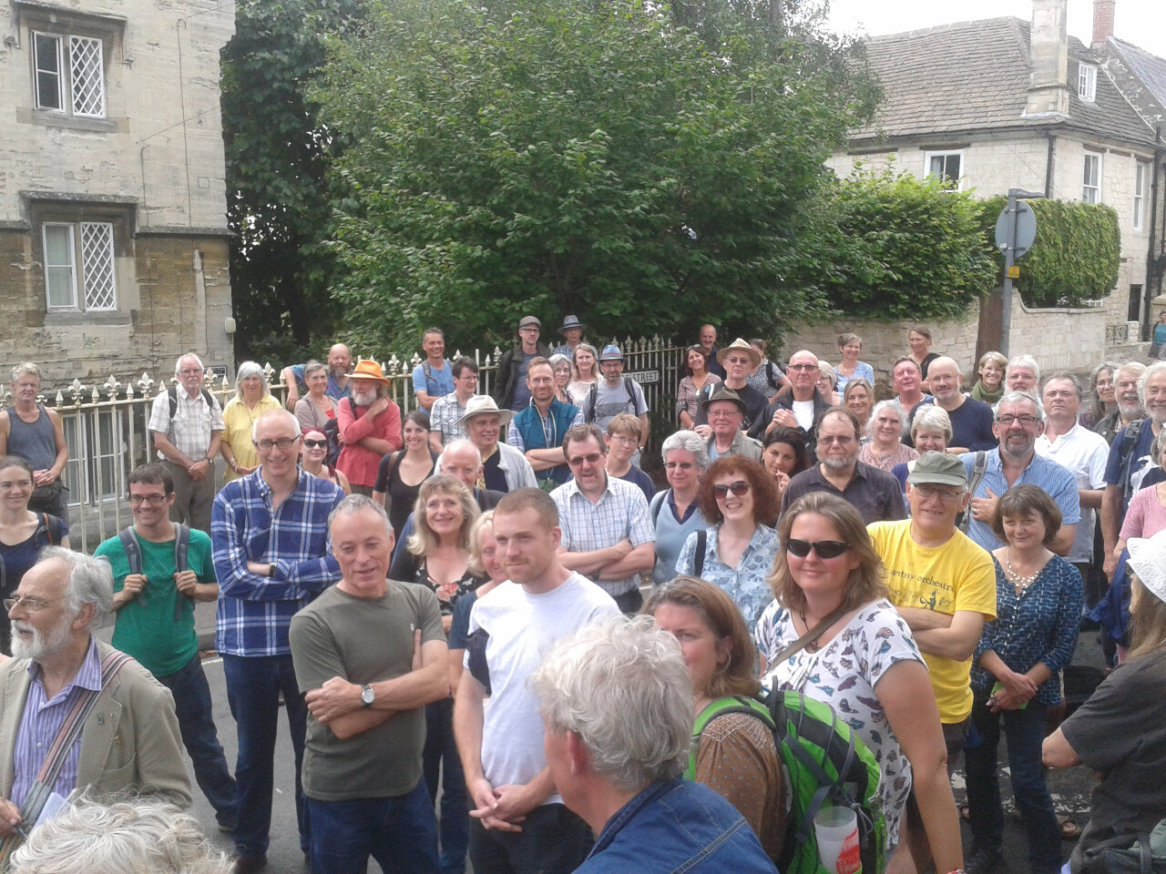 Stroud Fringe 2016 Weavers and Workhouse Walk (12)