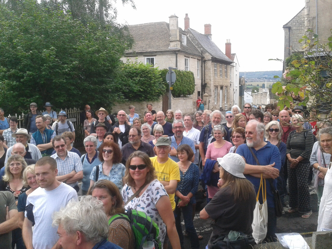 Stroud Fringe 2016 Weavers and Workhouse Walk (13)