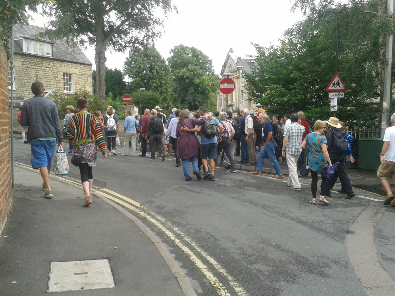 Stroud Fringe 2016 Weavers and Workhouse Walk (2)