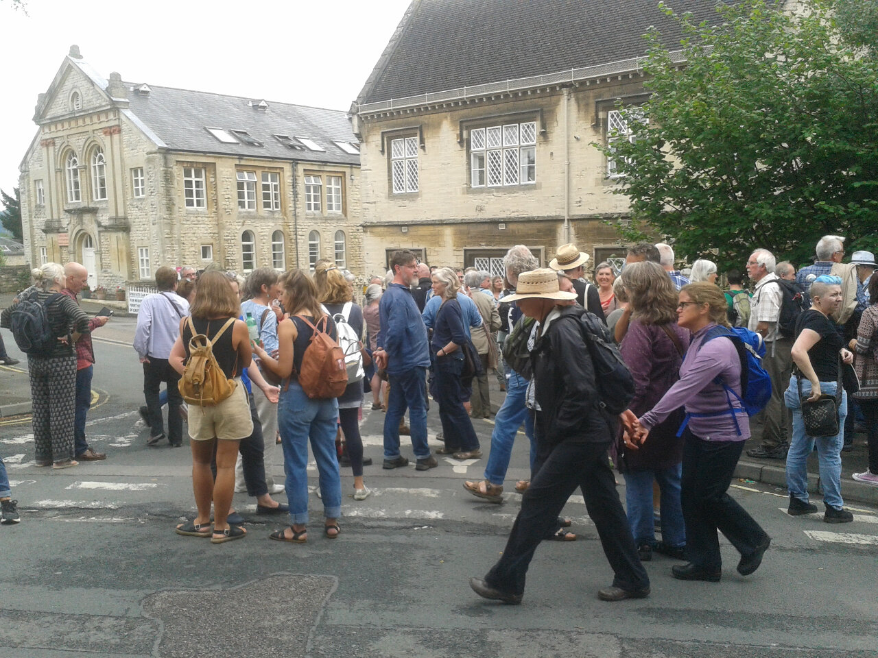 Stroud Fringe 2016 Weavers and Workhouse Walk (3)