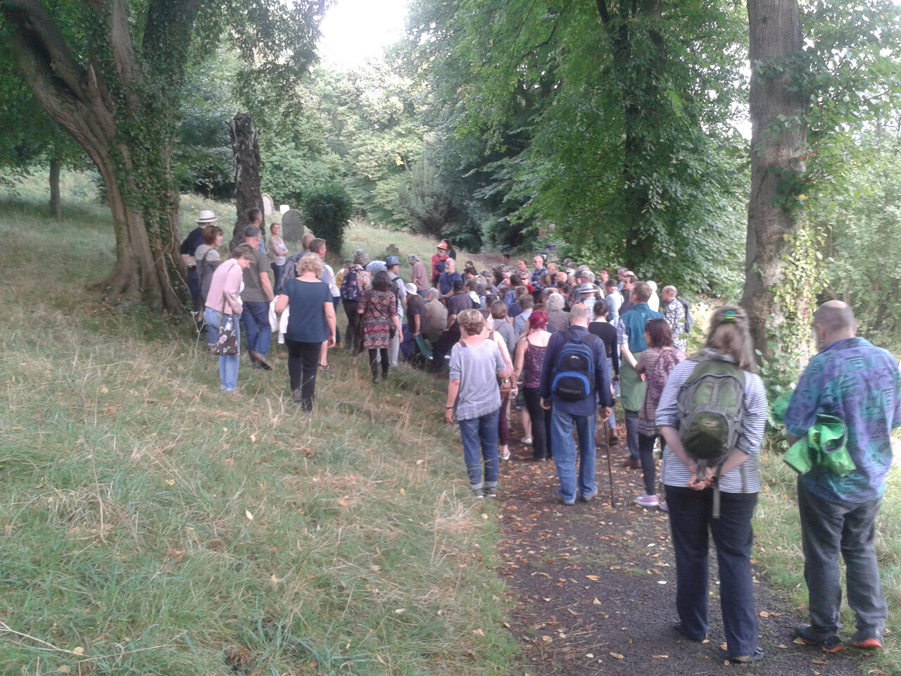 Stroud Fringe 2016 Weavers and Workhouse Walk (34)
