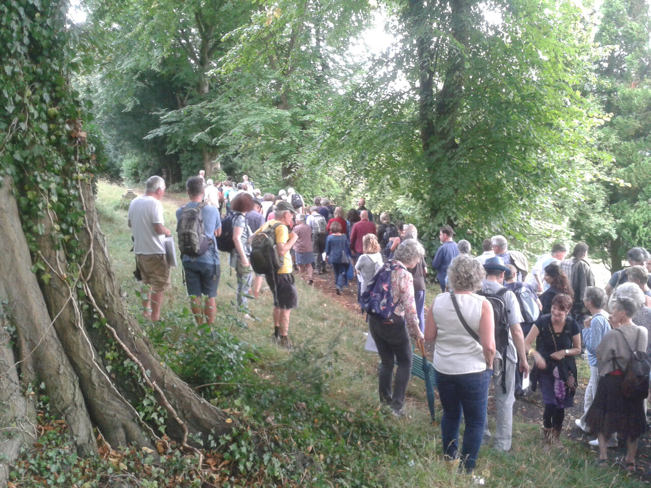 Stroud Fringe 2016 Weavers and Workhouse Walk (39)