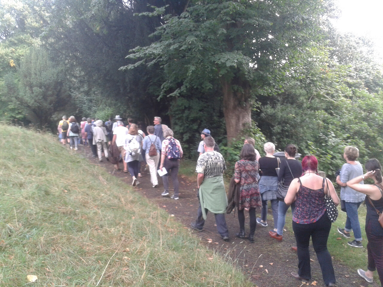 Stroud Fringe 2016 Weavers and Workhouse Walk (42)