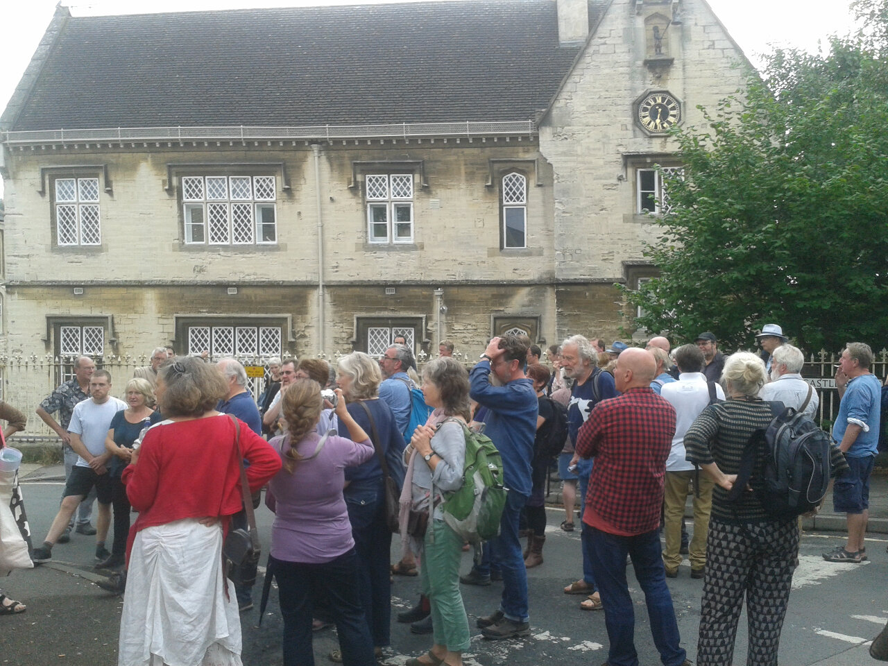 Stroud Fringe 2016 Weavers and Workhouse Walk (5)