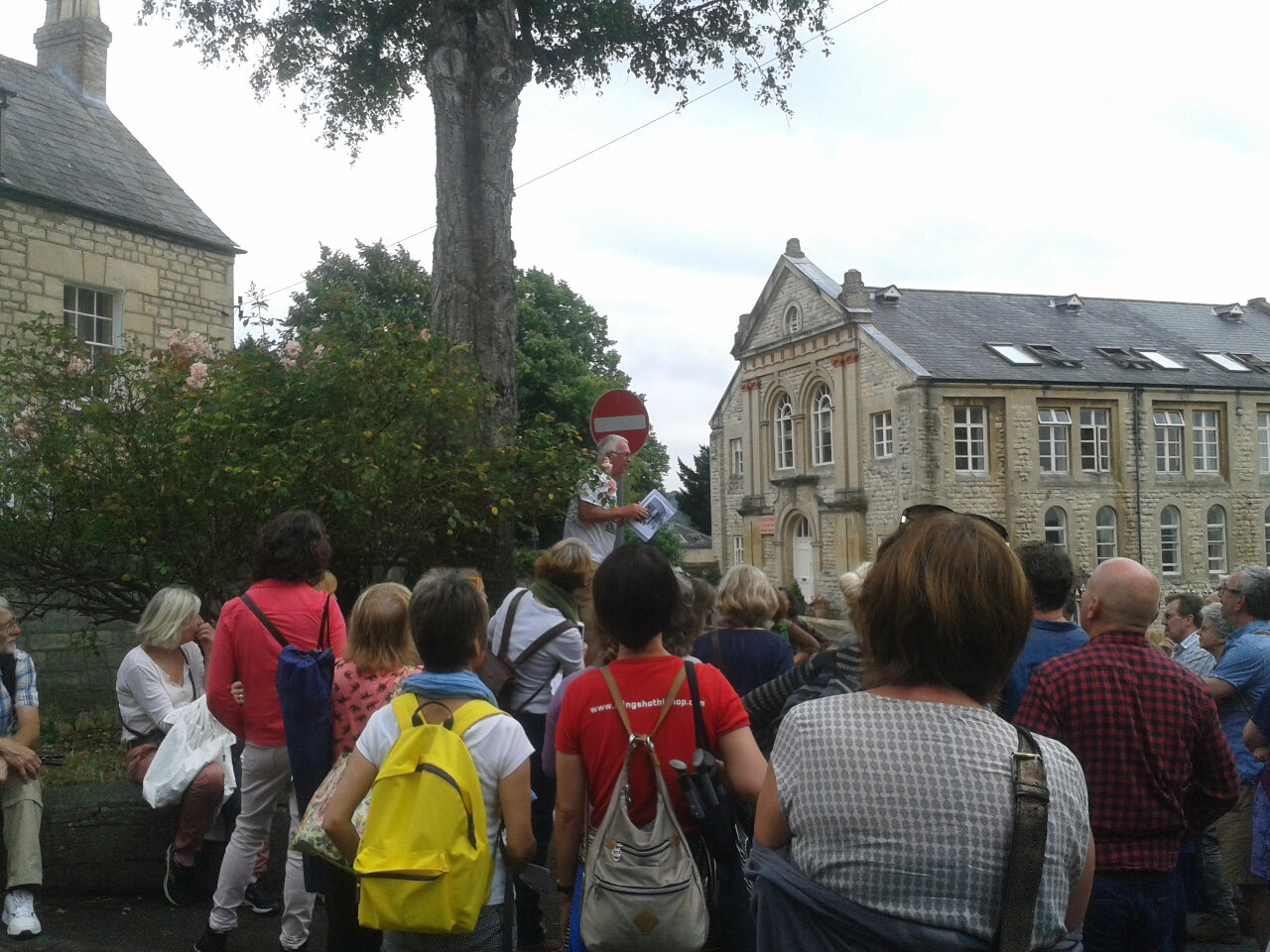 Stroud Fringe 2016 Weavers and Workhouse Walk (6)