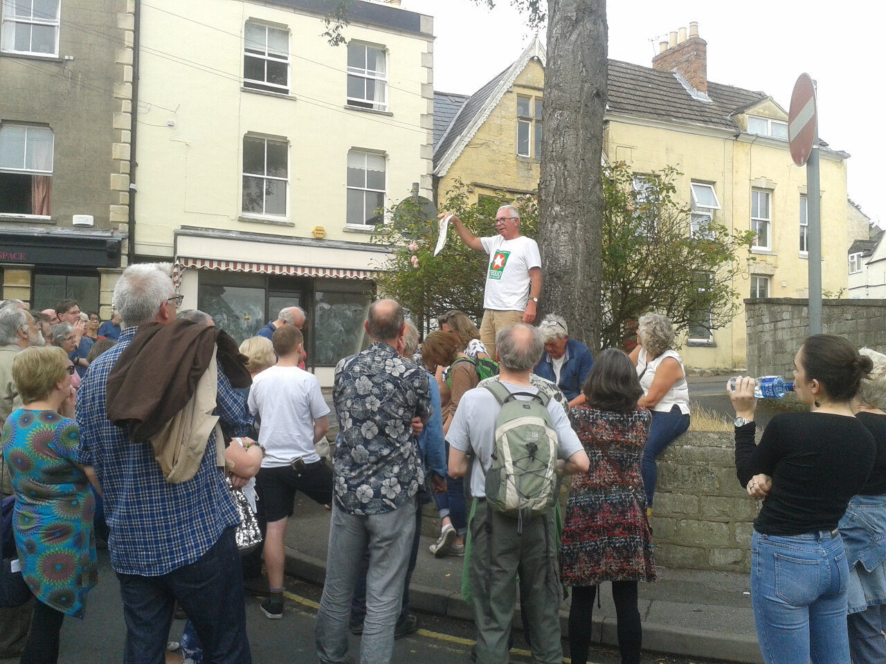 Stroud Fringe 2016 Weavers and Workhouse Walk (9)