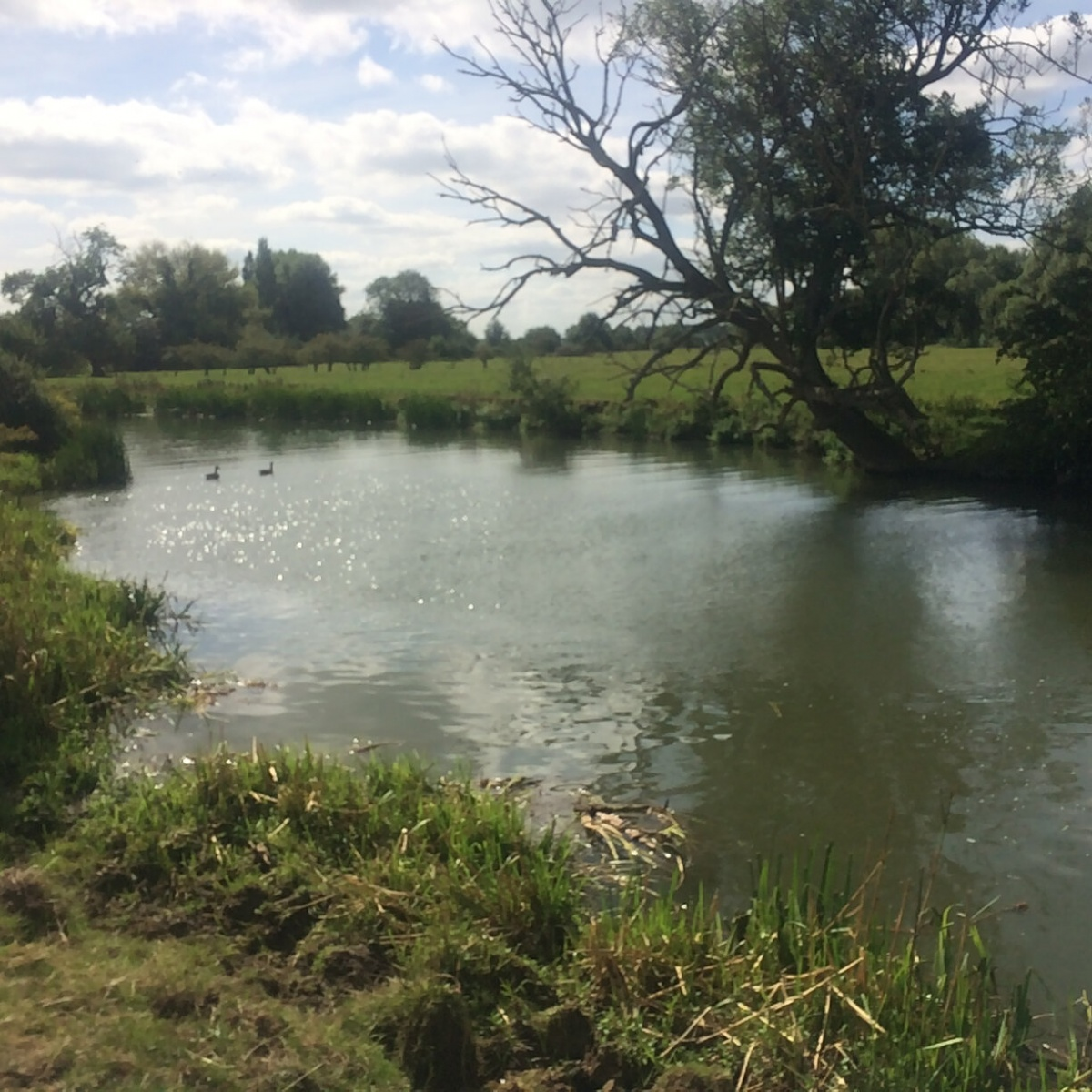 From Crickdale to Lechlade