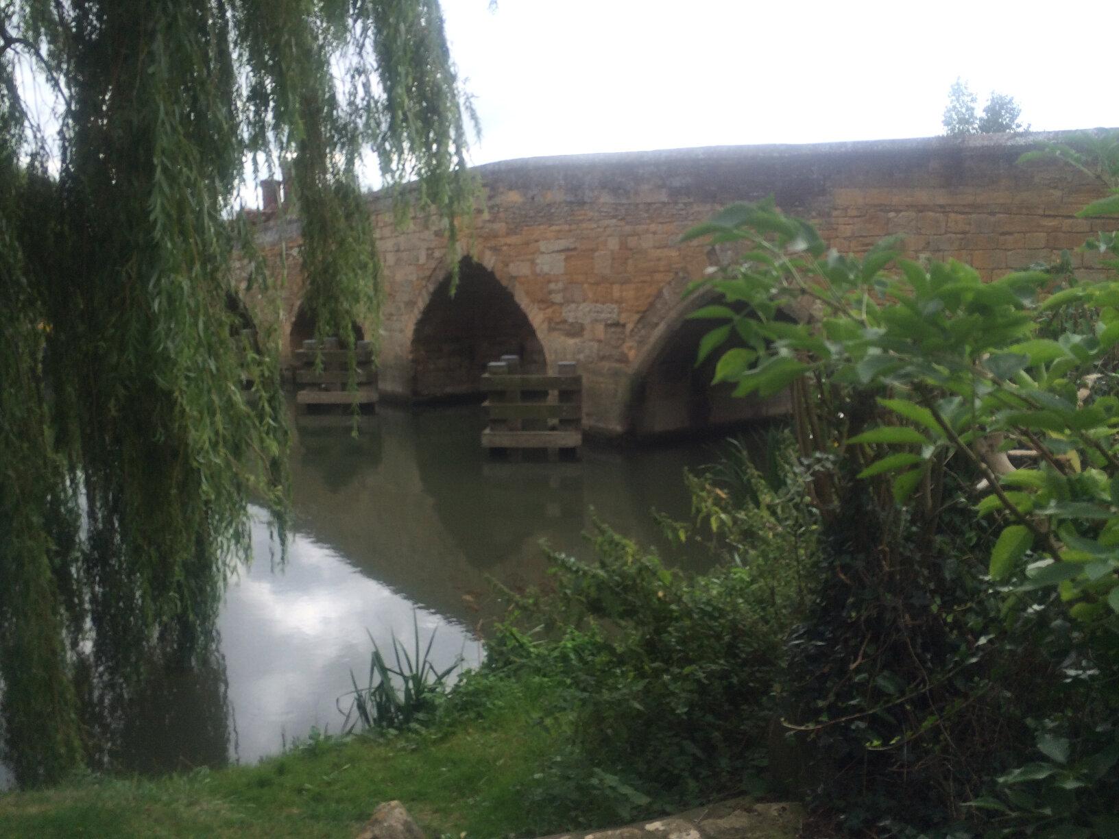 Newbridge to Oxford (1)
