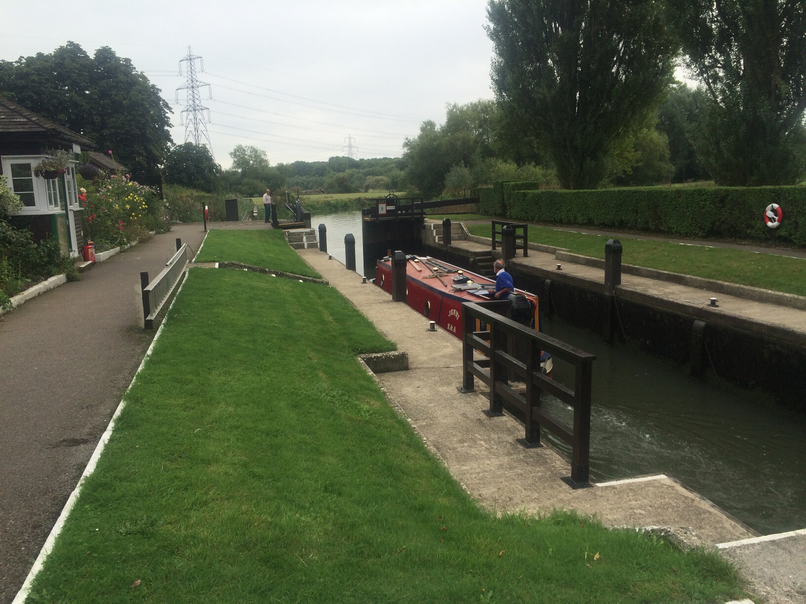 Newbridge to Oxford (5)