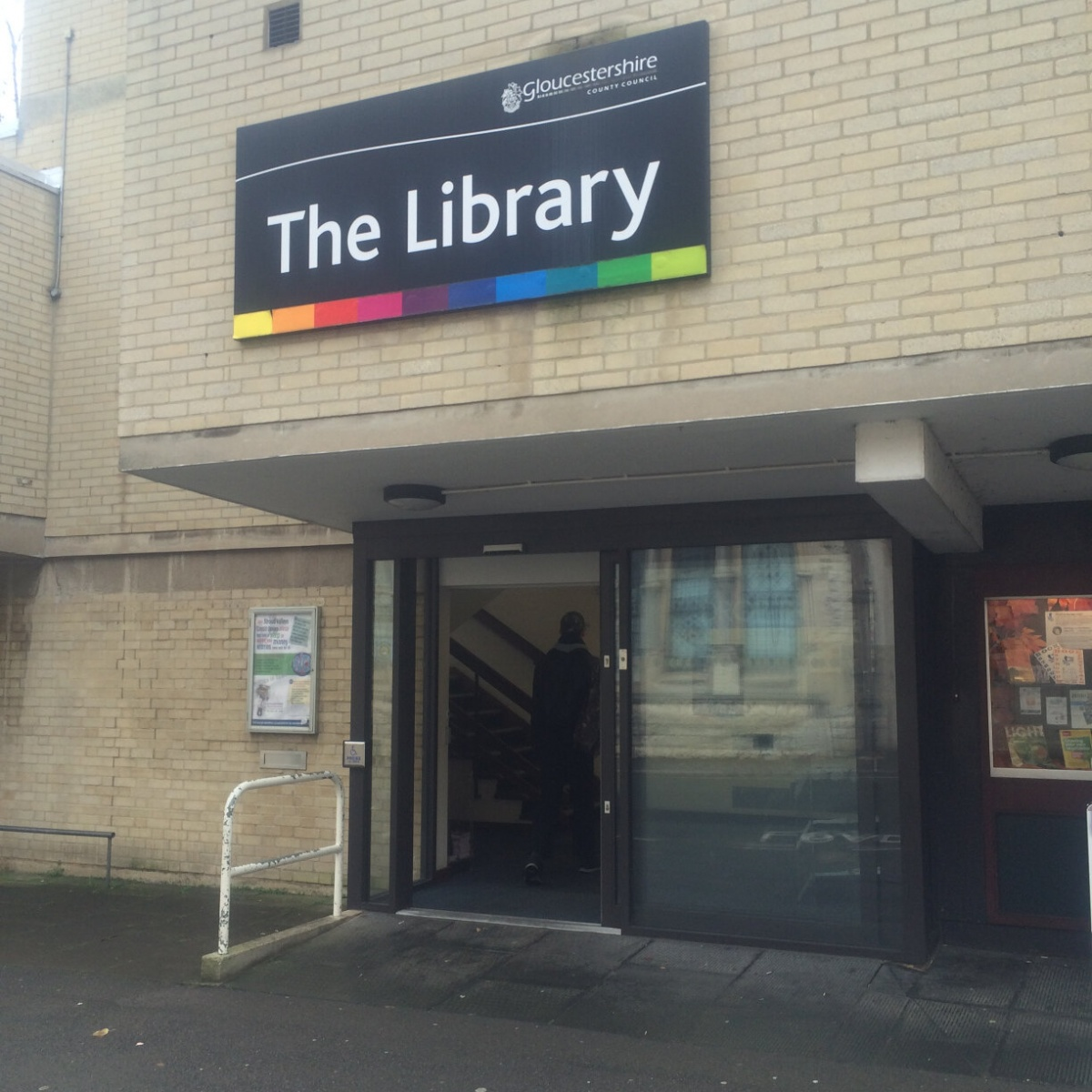 Stroud Library: Use it or Lose it – Ex Libris Ad Amazonia